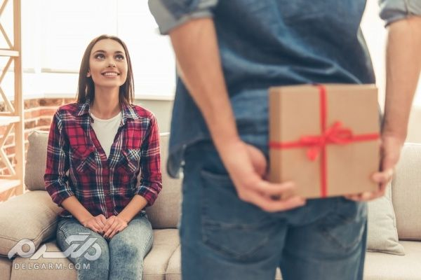 خریدن کادو برای همسر