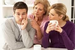رفتار با مادر شوهر