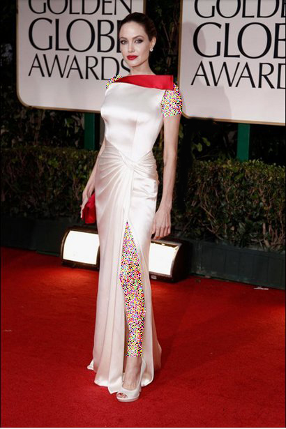 عکس لباسهای آنجلینا جولی