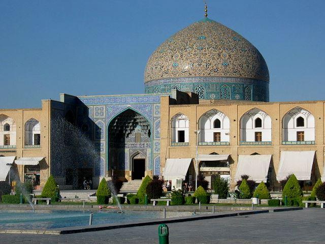 مکان های دیدنی اصفهان-سری بیستم