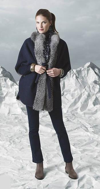 لباسهای شیک وجدید  زنانه برای زمستان امسال