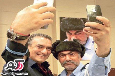 مصاحبه با سام نوری بازیگر