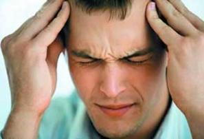درمان سر درد و سرگیجه