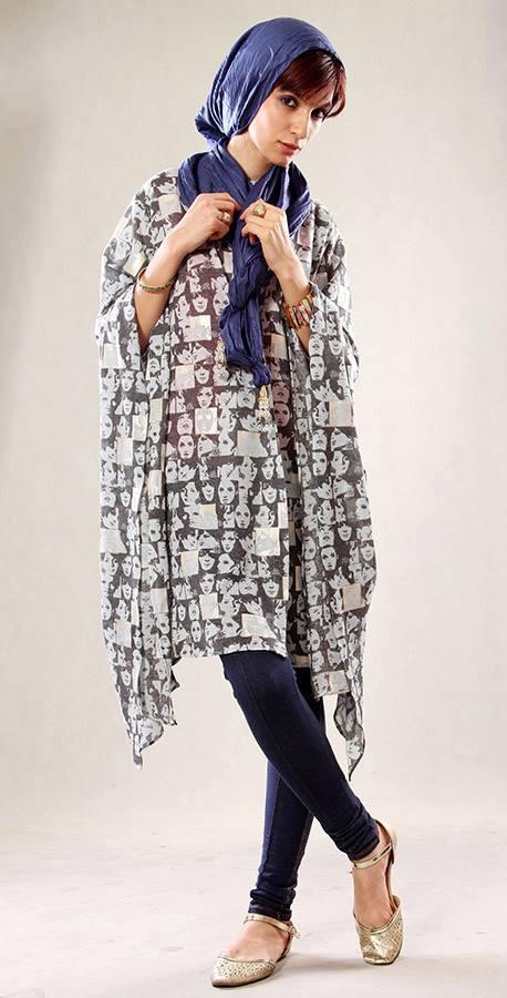 لباس زنانه ایرانی