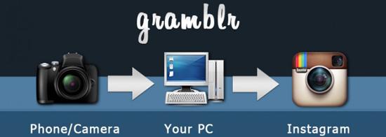 آپلود عکس و دسترسی به اینستاگرام از طریق کامپیوتر
