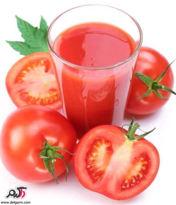 آب گوجه فرنگی برای پیشگیری از پوکی استخوان