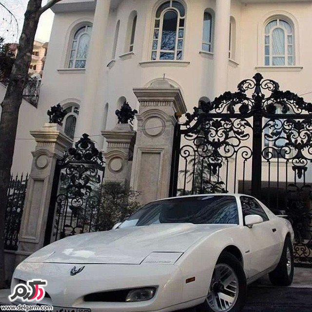 ماشین مدل بالا در تهران