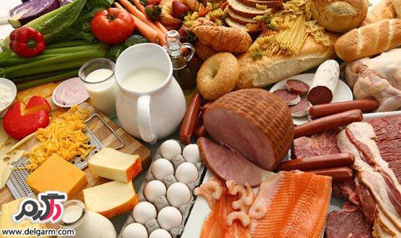 قیمت روز مواد خوراکی م مواد غذای در بازار