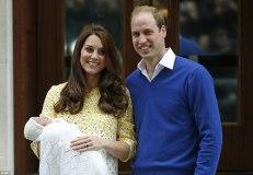 تولد دومین نوزاد سلطنتی در لندن