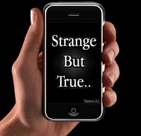 عجب تلفن همراه های عجیب و غریبی!