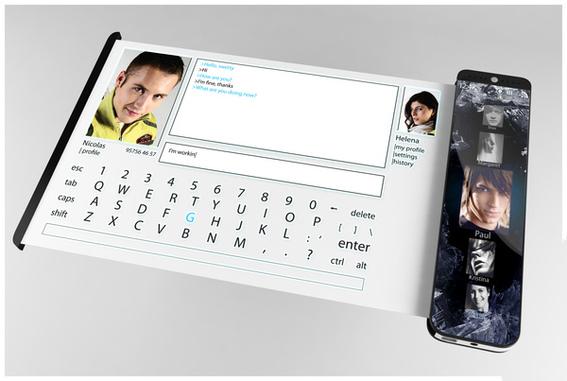 تلفن همراه های عجیب و غریب