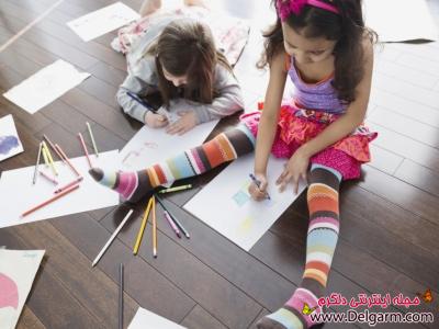 شیوه های دوست یابی/به فرزندتان روش های دوستیابی را آموزش دهید.