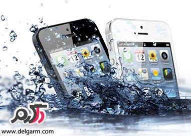 L1396250213 خیس شدن گوشی موبایل و تبلت و نجات آنها
