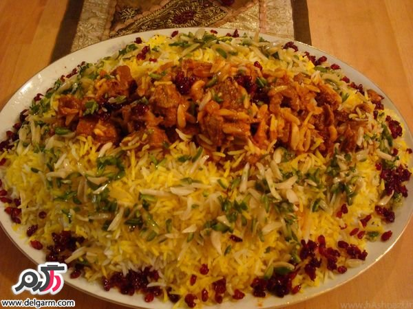 خوراکی های مخصوص استان های مختلف ایران