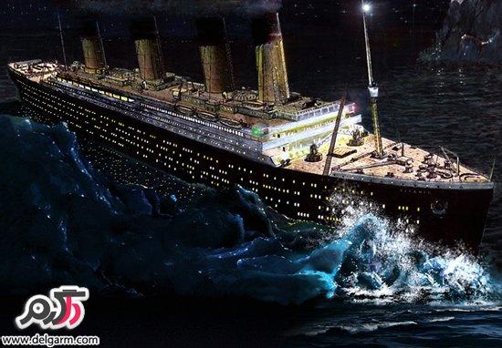 حقایقی راجب کشتی تایتانیک که تا بحال نمی دانستید