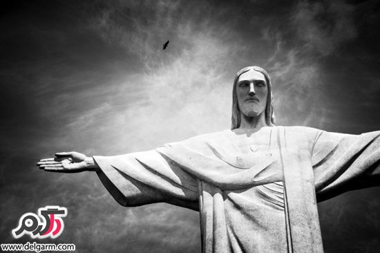 مجسمه عیسی مسیح ، نگهبان ریودوژانیرو در برزیل