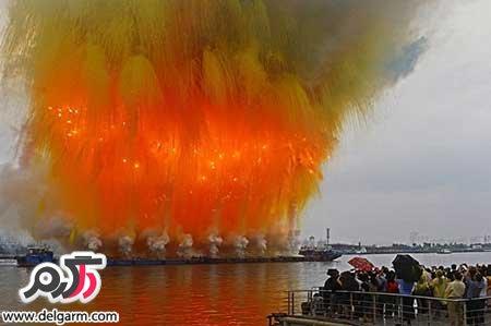 عکس های دیدنی روز/خبرهای تصویری روز دوشنبه 20 مردادماه 1393