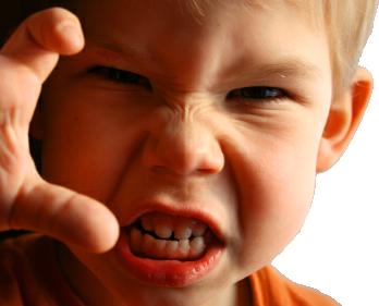 خشم و عصبانیت و کنترل ان