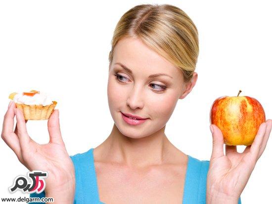 عادات غذایی اشتباهی که منجر به چاقی می شوند.