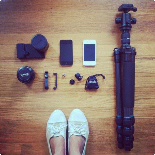 عکاسی با موبایل/ترفندهای طلایی برای عکاسی با موبایلعکاسی حرفه ای