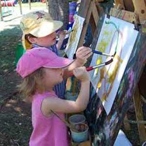 مفهوم  نقاشی کودکان
