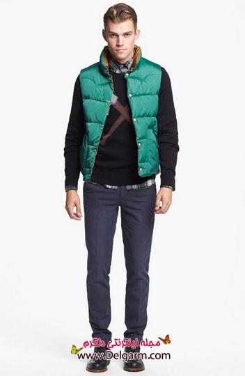 جدیدترین مدلها از لباس زمستانی مردانه و پسرانه ۲۰۱۴