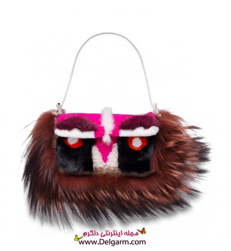 مدل کیف برند فندی fendi سری دوم