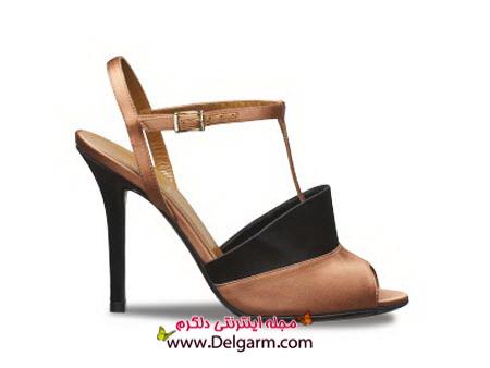 مدل های برتر از کفش زنانه فندی fendi