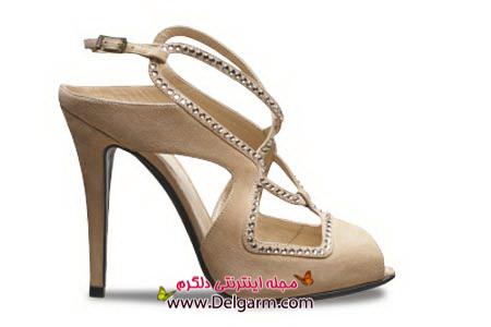 مدل های مختلفی از کفش زنانه و دخترانه برند فندی fendi سری پنجم