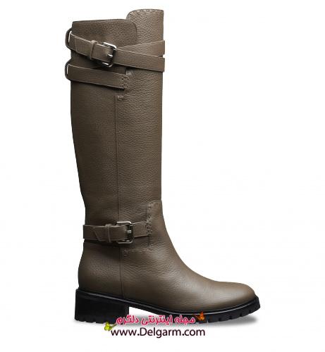 جدیدترین مدل های کفش زنانه و دخترانه 2014 - فندی