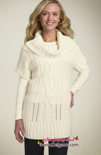 جدیدترین مدل لباس بافت برای بانوان 2014