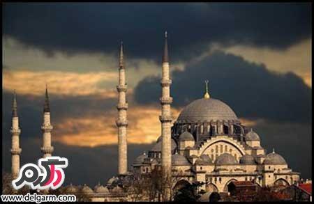 با ایاصوفیه زیباترین مسجد ترکیه بیشتر آشنا شویم