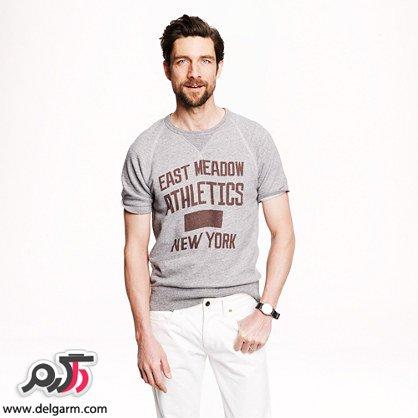تی شرت راه راه مردانه