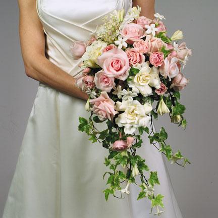 مدل جدید دسته گل عروس 2014 ، model daste gol arous | aroossite.com