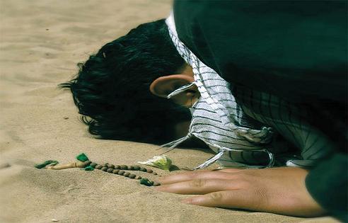 تاثیر سجده نماز بر سلامتی