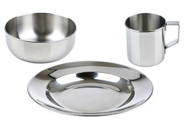 شستشو و تمیز کردن ظروف استیل