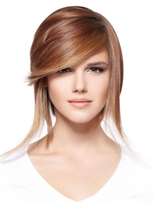 رنگ موی متناسب با چهره
