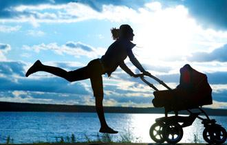 تناسب اندام در دوران شیردهی