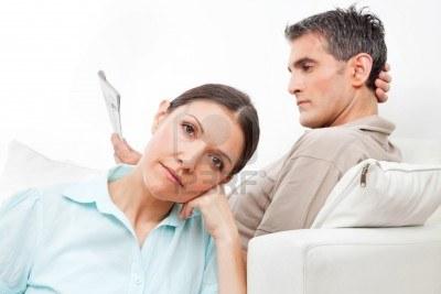 برخورد با همسر ساکت