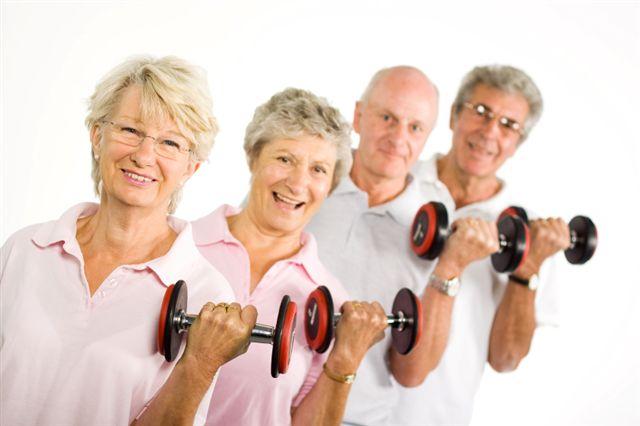 ورزش هایی برای افراد چهل سال به بالا