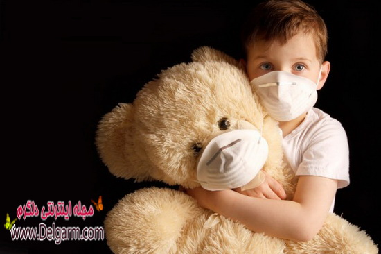 اثر سرب بر کودکان