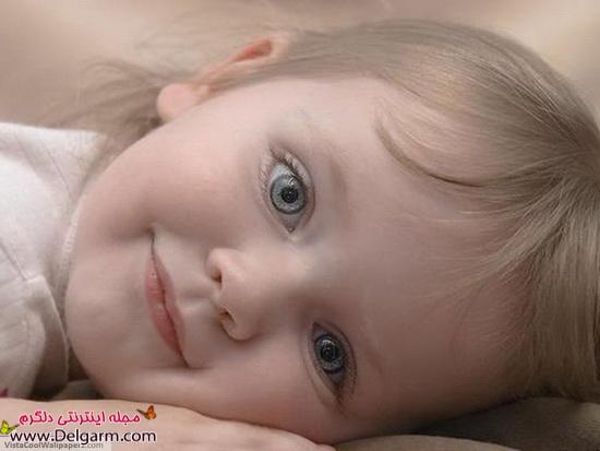 به دنیا آوردن فرزند زیبا و داشتن نوزاد زیبا