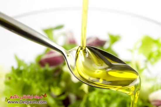 مصرف روغن زیتون و خواص روغن زیتون