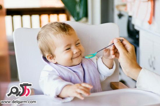 تغذیه تکمیلی و غذای کمکی نوزاد و تغذیه مکمل نوزاد