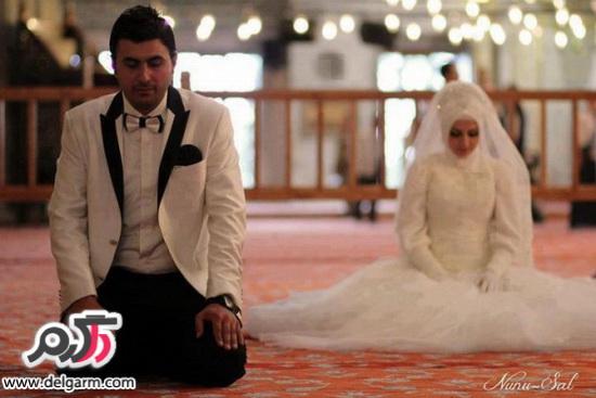 رابطه با همسر در نامزدی