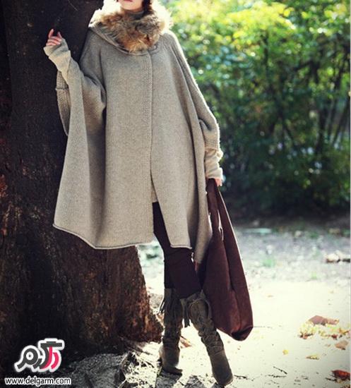 لباس زمستانی برای اندام مختلف