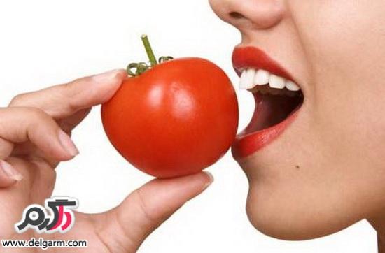 تغذیه و پوست و مواد غذایی و ویتامین برای پوست