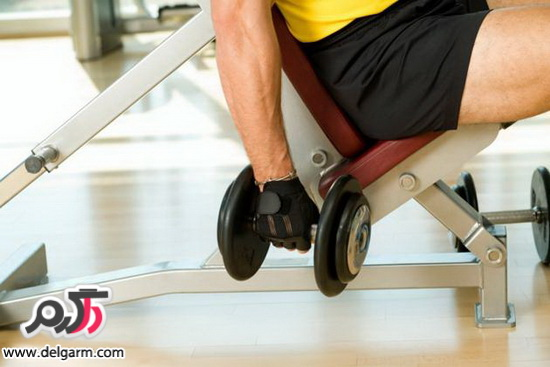 تمرین با وزنه و استفاده از وزنه در بدنسازی