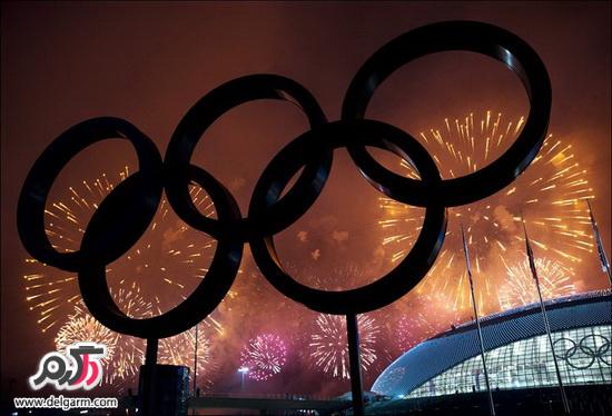 اختتامیه المپیک زمستانی سوچی و تصاویر اختتامیه المپیک سوچی