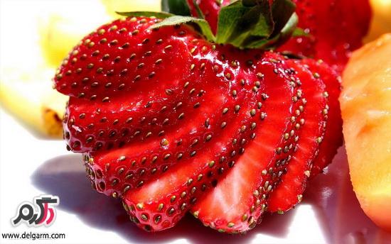 خواص توت فرنگی و خاصیت های توت فرنگی